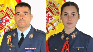 Spanish air force pilots killed in Murcia crash