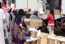 UN and SARC aid to Rukban