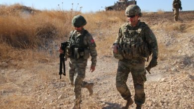 US Turkey Syria joint patrol