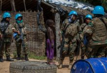 Zambia peacekeepers in Birao, CAR