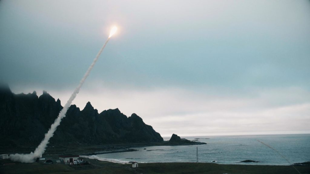 Ground-Launched Small Diameter Bomb test fire