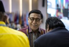 Indonesia security chief Wiranto