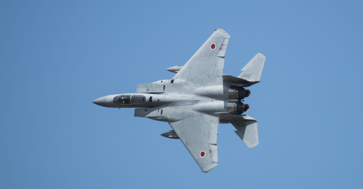 Japan Air Self-Defense Force F-15J