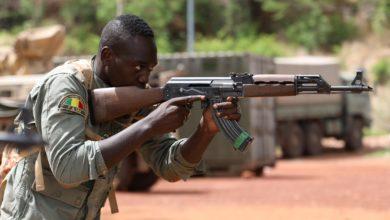 EUTM-Mali trains FAMa personnel