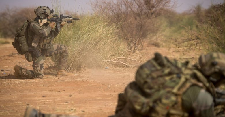 French forces in the Sahel