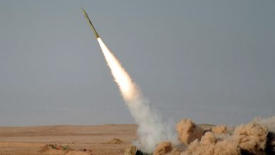 Fateh-110 surface-to-surface missile