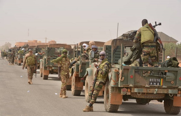 Mali troops deploy towards Kidal