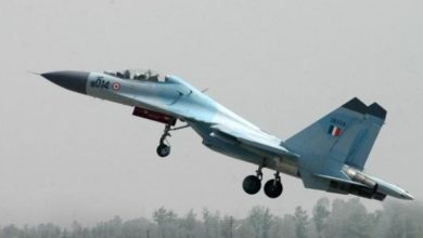 Mig-26 Fighter Jet from Indian Air Force.