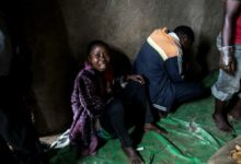 A mother mourns the death of her two sons after ADF militia targeted the DR Congo's northeast region of Beni