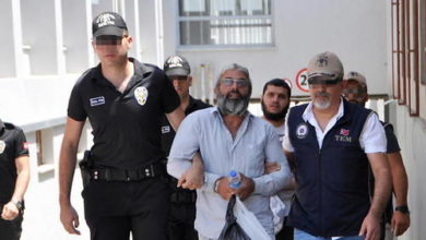 Turkey arrested the country's Islamic State 'emir' Mahmut Ozden.