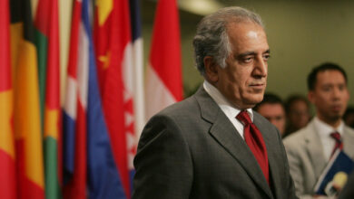 Zalmay Khalilzad, U.S. Permanent Representative to the United Nations