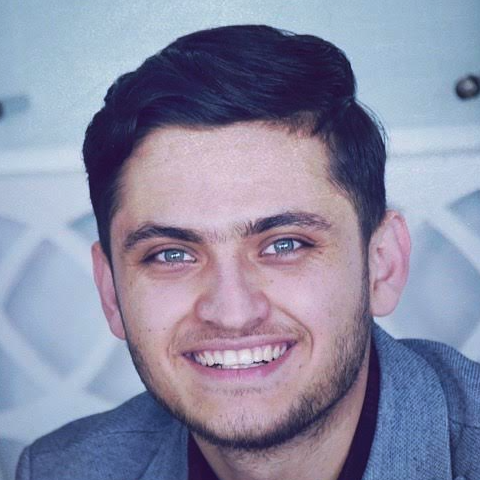 Headshot of Ahmadullah Azadani