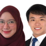 Amalina Binte Abdul Nasir and Kenneth Yeo Yaoren