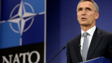 The Secretary-General of the North Atlantic Treaty Organization, Jens Stoltenberg.