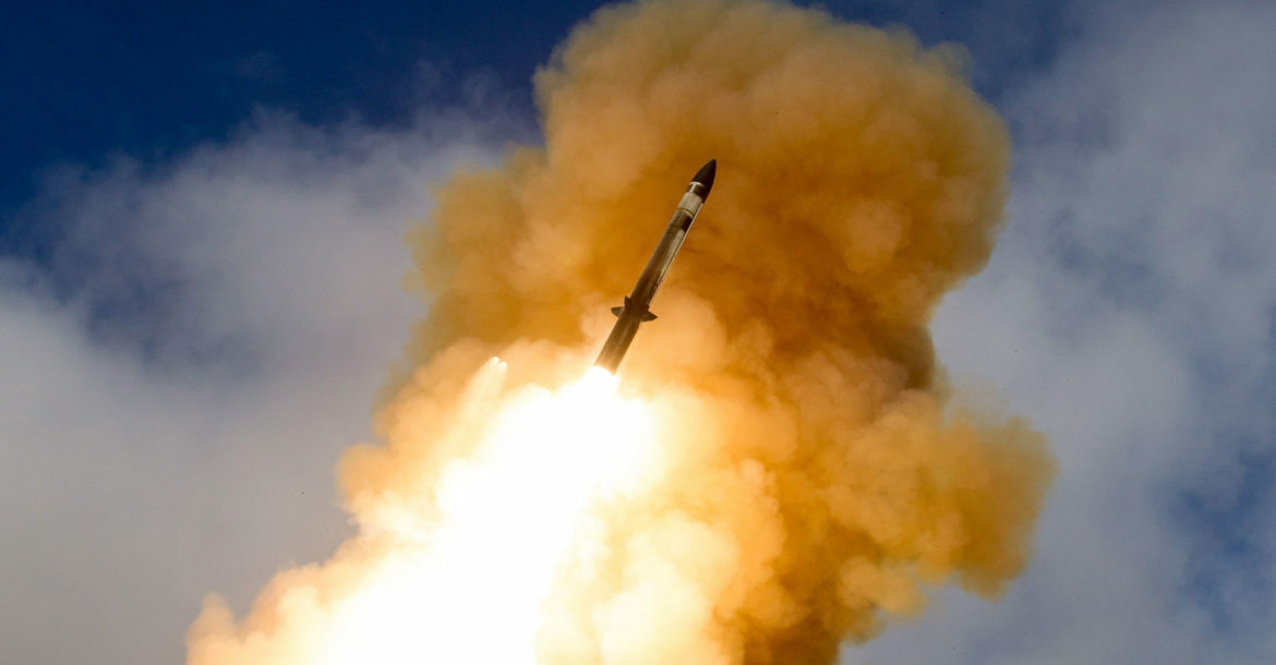 US ship-launched missile intercepts ICBM in milestone test.