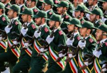 Iran's Islamic Revolution Guard Corps (IRGC)