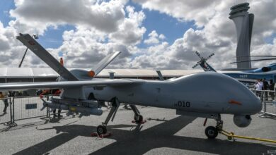Anka Unmanned Aerial Vehicle