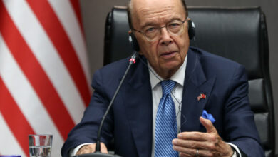 United States Secretary of Commerce Wilbur Ross