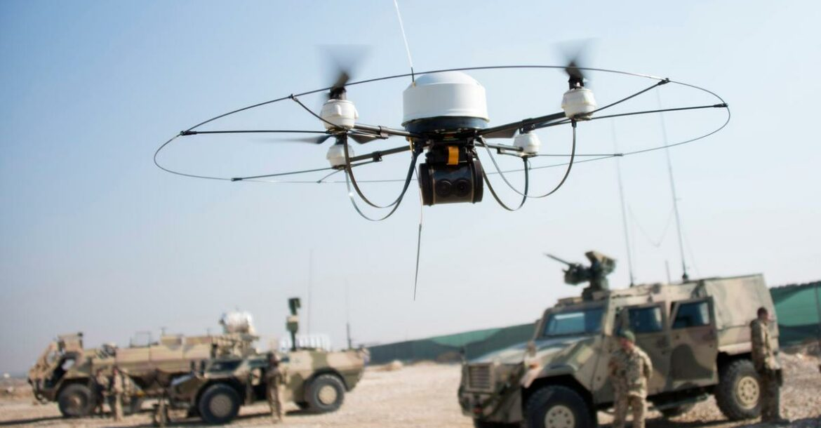 Germany Begins Planning Military Drone Infrastructure