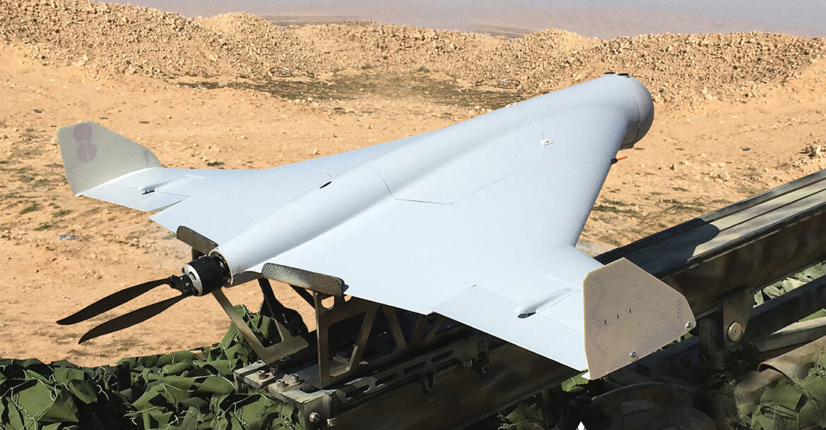 Russia's KYB drone