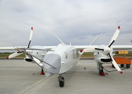 Altius long-range attack and reconnaissance drone