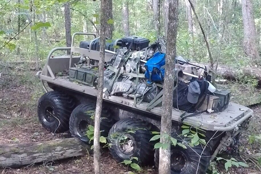 """The S-MET program aims at lightening Soldiers' loads by providing Infantry Battalions a robotic """"mule"""" capability."""