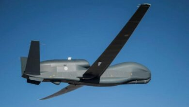 Northrop Grumman completes a successful first flight of Japan's RQ-4B Global Hawk