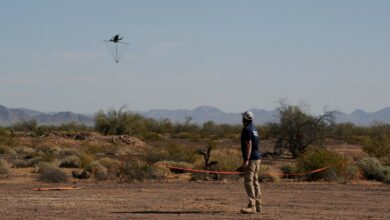 In collaboration with the Air Force, the Joint Counter-sUAS Office (JCO) and the Army Rapid Capabilities and Critical Technologies Office hosted a demonstration in counter drone technology at Yuma Proving Ground, Ariz on April 5-9