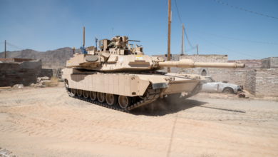 Rafael's Trophy Active Protection System