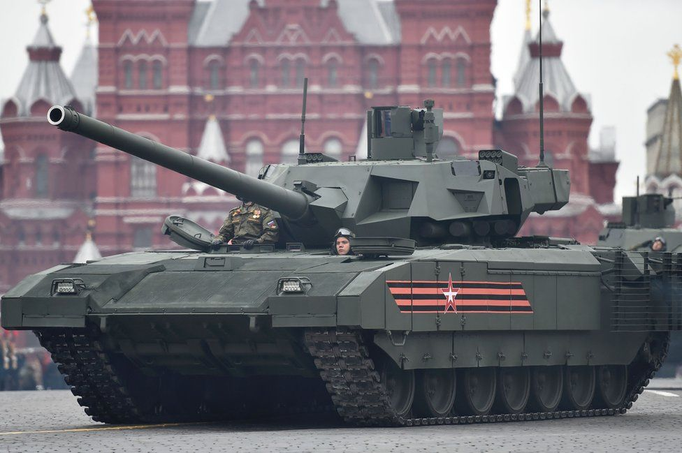 Russia to Start Mass Producing T-14 Armata Tanks in 2022
