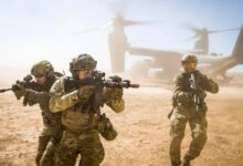 joint special forces team