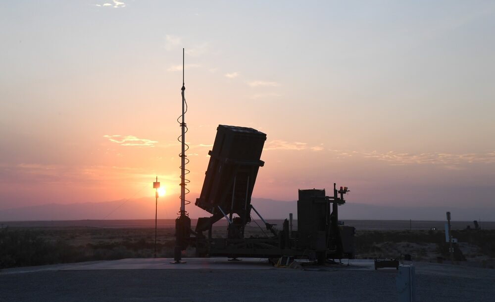 US Army executes Iron Dome Defense System live fire at White Sands Missile Range