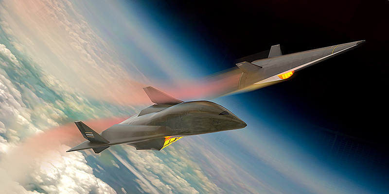 The first-of-its-kind Hypersonic Ground Test Center to be constructed in the Purdue Aerospace District will allow industry partners to test their hypersonic technologies.