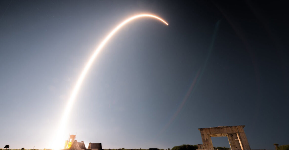 45th SW supports successful first launch of United States Space Force