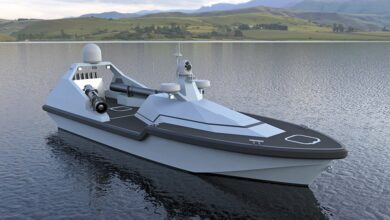 Design and operational concept work for ULAQ ASW developed by ARES Shipyard and Meteksan