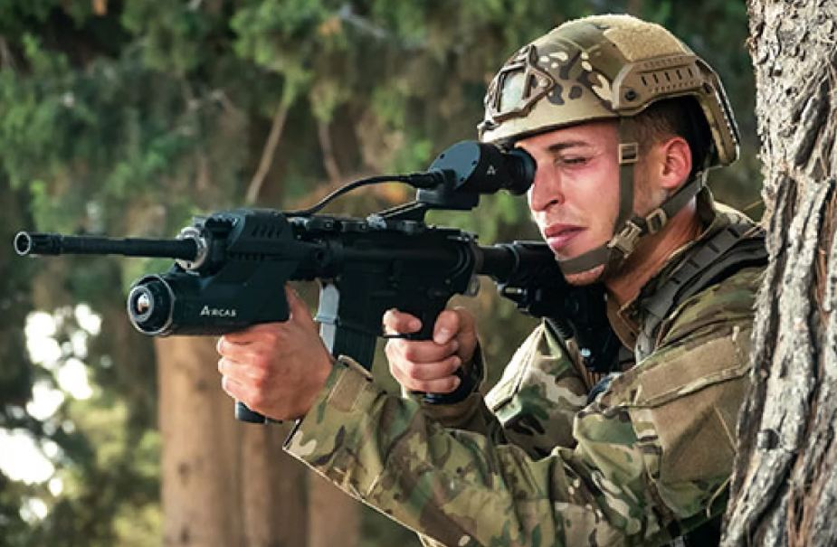 The Assault Rifle Combat Application System