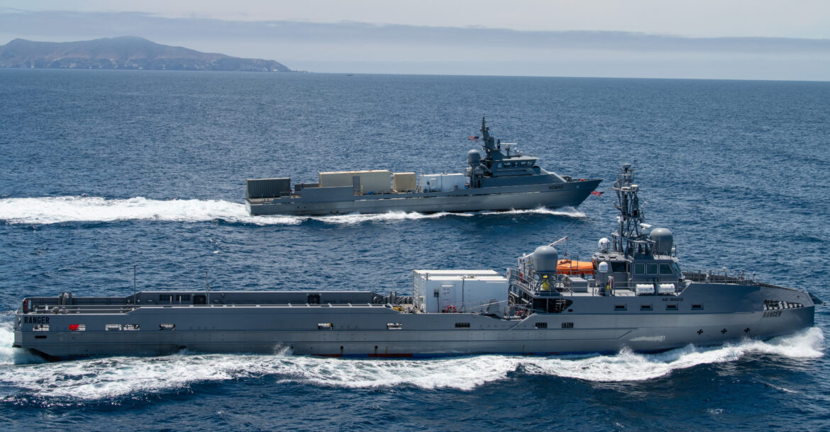 unmanned vessels